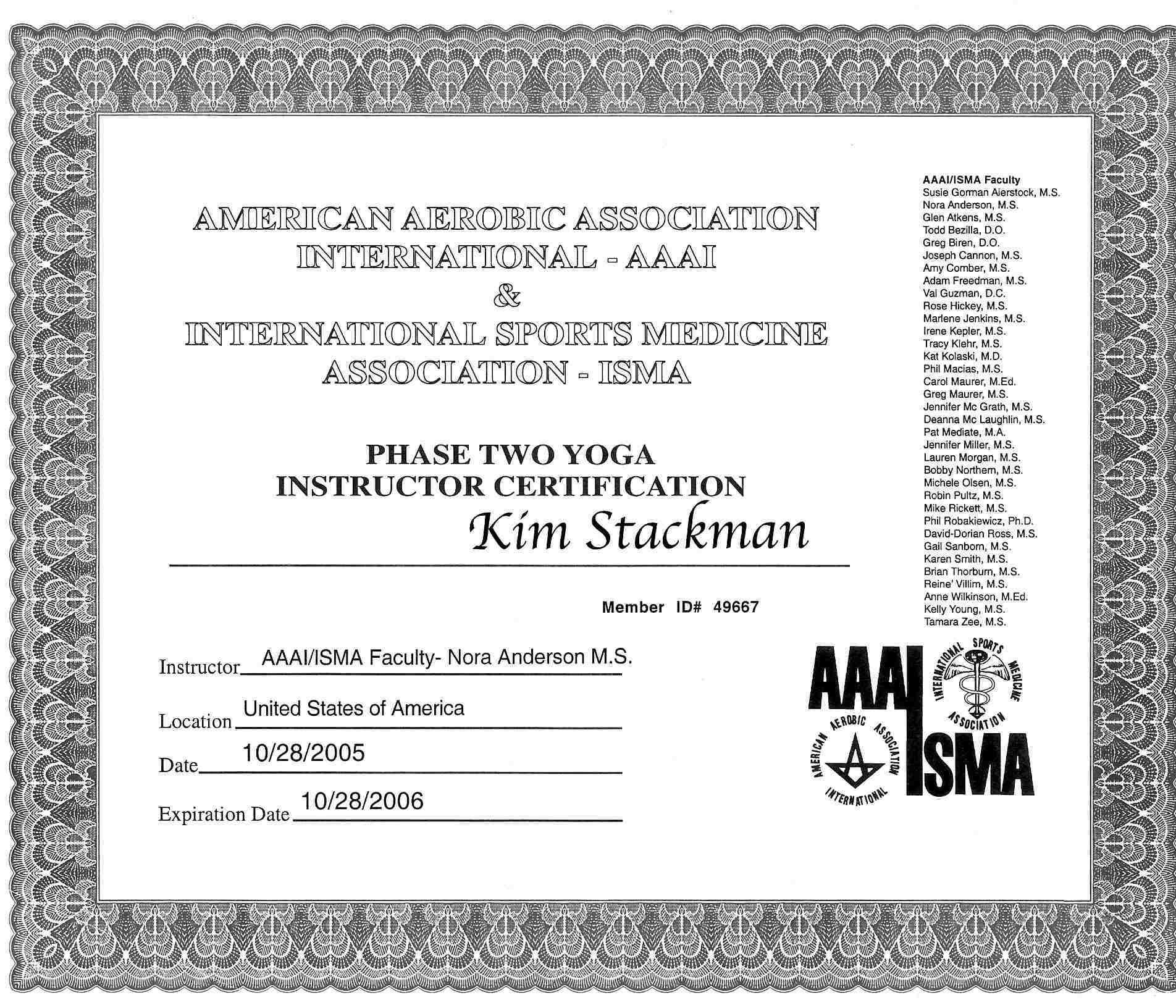 yoga teacher certification com sample yoga teacher resume template in word format